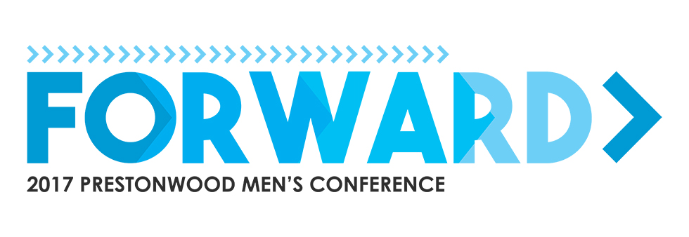 Prestonwood Men's Conference Logo